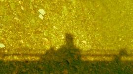 Autoportrait dans le Paillon à Nice n°1